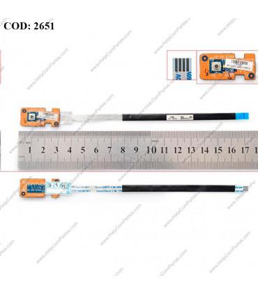 BOTON POWER TOSHIBA SATELLITE P850 P855 SERIES LS-8391P