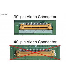DC JACK POWER LENOVO IDEAPAD G50-70, G50-80, G50-85, G50-90 SERIES DC30100LE00 20CM APROX USB SQUARE